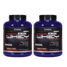 Ultimate Nutrition Prostar 100% Whey Protein (Pack of 2)
