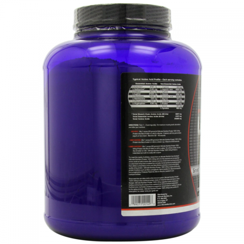 Ultimate Nutrition Prostar 100% Whey Protein 5.28Lbs