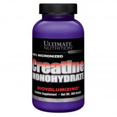 Ultimate Nutrition Creatine Monohydrate 300Gms