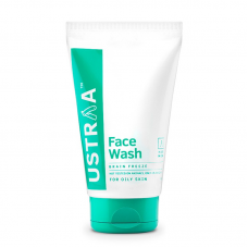 Ustraa Face Wash - Brain Freeze for Oily Skin- 100 Gms