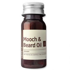 Ustraa Mooch & Beard Oil (Woody) 35Ml