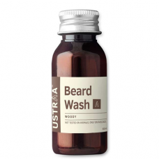 Ustraa Beard Wash (Woody) 60Ml