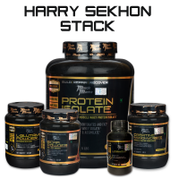 Harry Sekhon Muscle Building Stack
