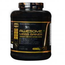 Musclemantra Awesome Mass Gainer 2.5 Kg