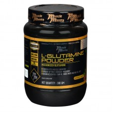 Musclemantra L-Glutamine Powder 300 Gms