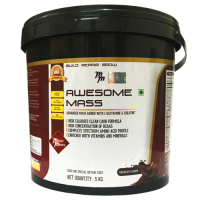 Musclemantra Awesome Mass 5 Kg