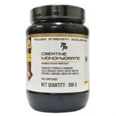 Musclemantra Creatine Monohydrate 300 G