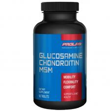 Prolab Glucosamine Chondroitin MSM - 90 Tablets