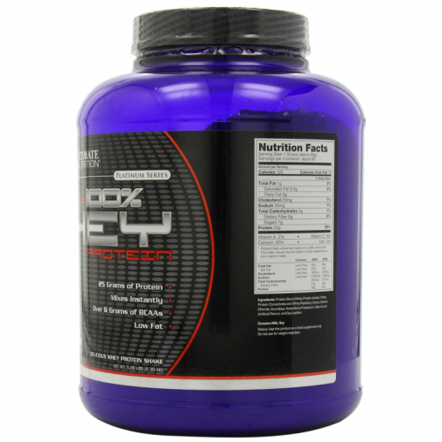 ... Ultimate Nutrition Prostar 100% Whey Protein 5.28Lbs ...